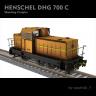 Henschel DHG 700C