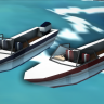 Wahoo Boat V2 with Trailer