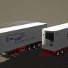 Ekeri semi trailer