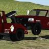 1992 Ford Wrecker & Ramp Truck