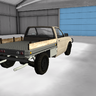 Flatbed for the Chevy S10