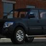 Mitsubishi Pajero + GBV Off-Road Caravan