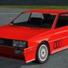 1980 Audi Ur-Quattro Coupe (Legacy)