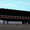 Fontaine Velocity 48' Spread Axle - Covered Load
