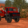 Unimog U5000 Dakar