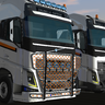 Volvo Fh4 6x4 Pack