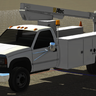 1995 Chevy C3500HD Bucket Truck