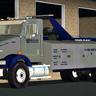 Kenworth T800 Wrecker