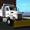 Kenworth T800SH with Meyer Road Pro plow