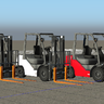 some psd skins for negativeice's toyota 8fd counterbalance forklift