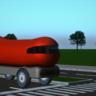 Drivable HotDog