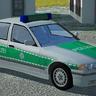 BMW E36 Polizei Sedan