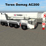 Terex-Demag AC200-1 improved.
