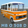 Mercedes Benz 508D Mini Bus
