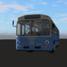Old Munich city bus skin for the Mercedes O305