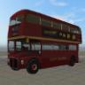 Classic Routemaster Bus
