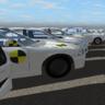 car crash test skins