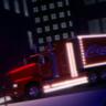 Coca-Cola T600 & Dry Van Trailer